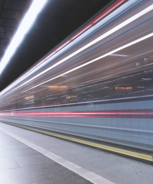light-streaks-speed-train-station-245555
